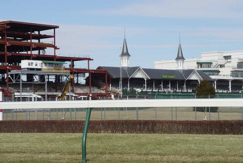 Churchill Downs Clubhouse Expansion